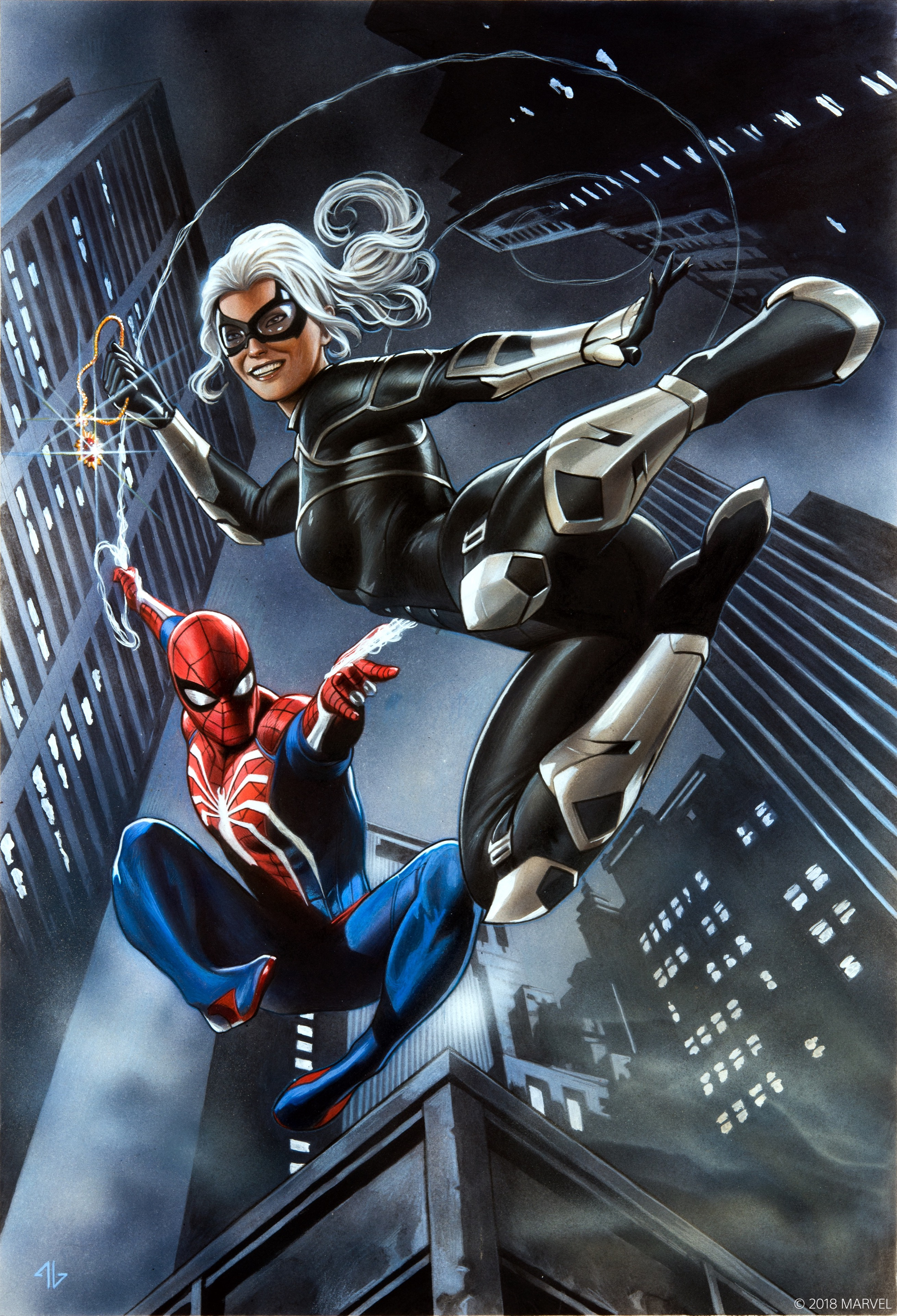 All Games Delta Spider Man Ps4 Dlc The Heist Adds Three New Suits